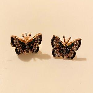 Super sweet pair of earrings butterfly 🦋 news